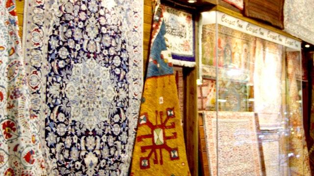 Bazaar Istanbul Heritage Shops
