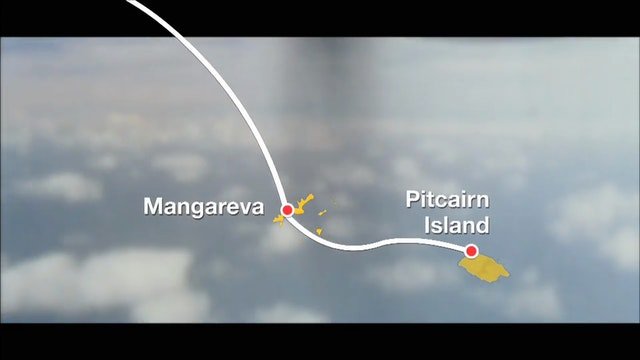 Globe Trekker Round the World Part 4: Pacific Journeys: Santiago to Pitcairn