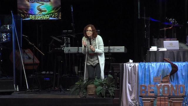 Jennifer LeClaire - Passover 2018