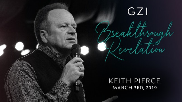 Breakthrough Revelation - (3/03) - Keith Pierce