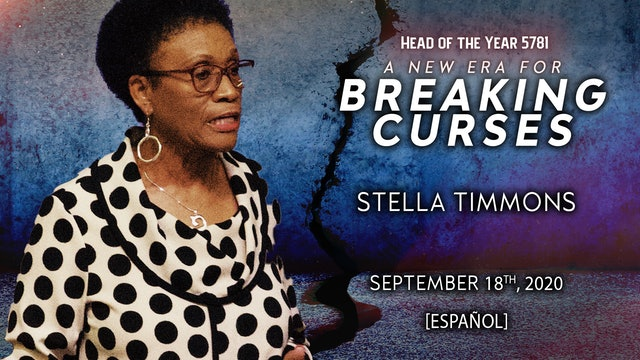 [Español] Head of the Year 5781 (9/18) - Stella Timmons