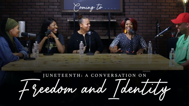 Coming To...Exploration of Juneteenth and Identity