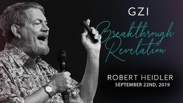 Breakthrough Revelation (9/22) - Robert Heidler: Finding a Synaxis