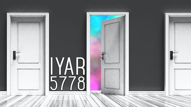 Firstfruits - Iyar 5778 - April 15th, 2018