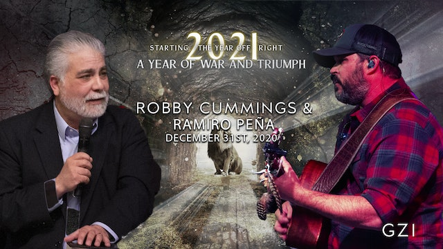 Starting the Year Off Right (12/31) - Robby Cummings and Ramiro Peña