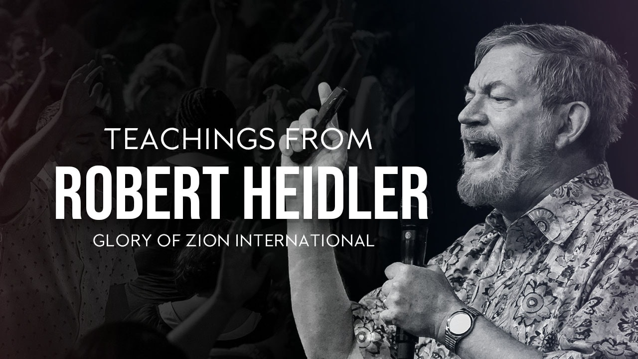 Messages from Robert Heidler