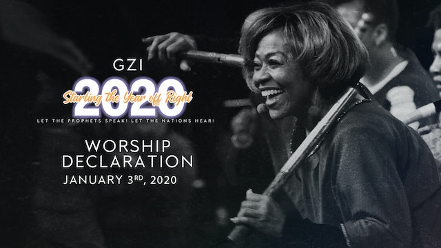 Starting the Year Off Right (01/03): Worship Declaration