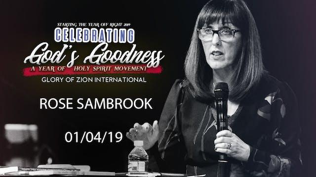 Rose Sambrook