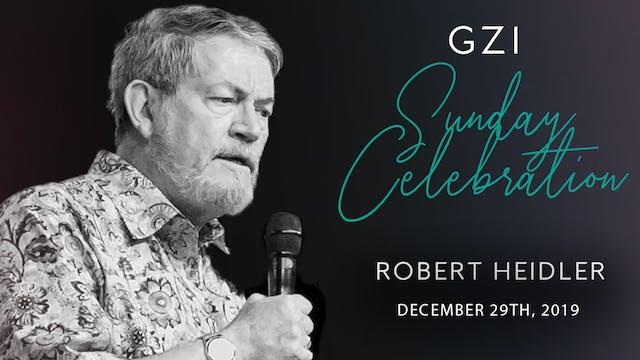 Celebration Service (12/29) - Robert ...