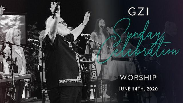 Celebration Service (6/14) - Worship