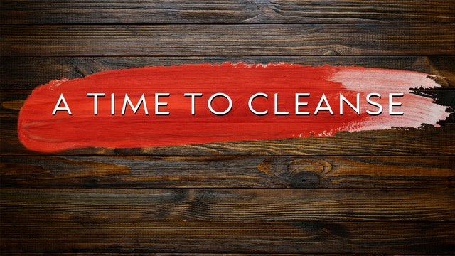 A Time to Cleanse (3/18) - Chuck Pierce (Part 2) - God Robbing