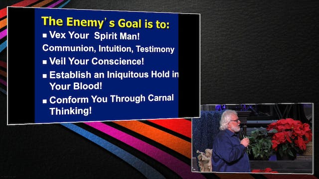 Your Spirit Is Being Transformed