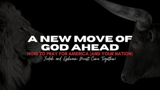 A New Move of God Ahead (10/16)