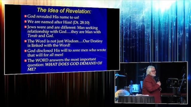 God's Voice Creates Order