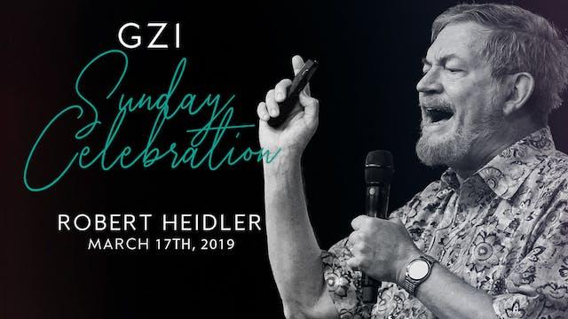 Celebration Service (3/17) - Robert H...