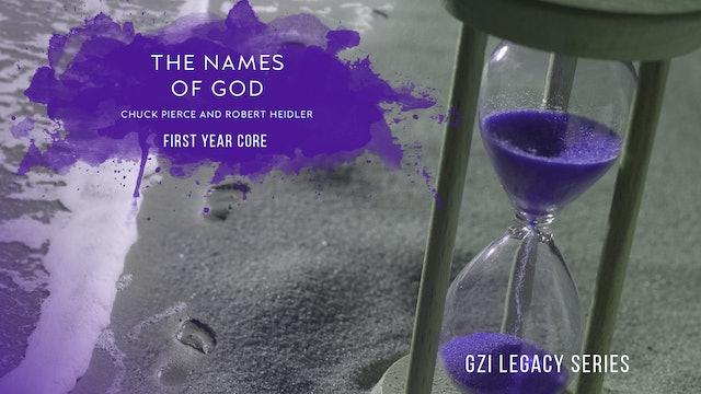 08 - Chuck Pierce - Compound Names of God