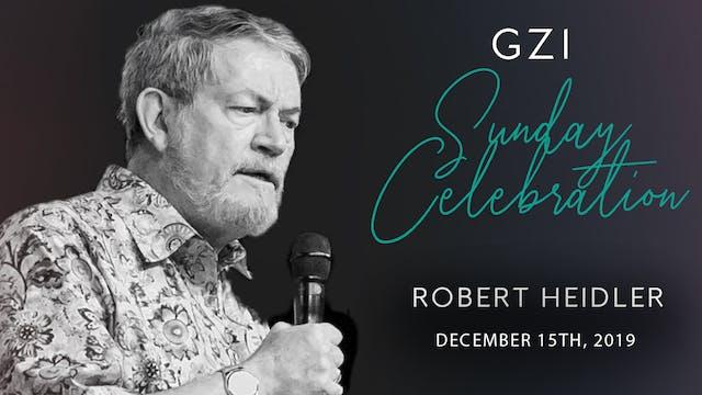 Celebration Service (12/15) - Robert ...