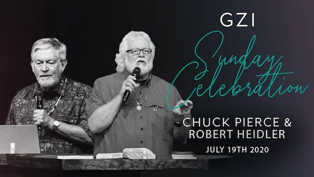 Celebration Service (7/19) - Chuck Pi...