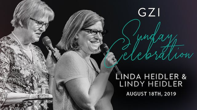 Celebration Service (8/18) - Linda an...