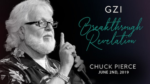 Breakthrough Revelation Service (6/02) - Chuck Pierce