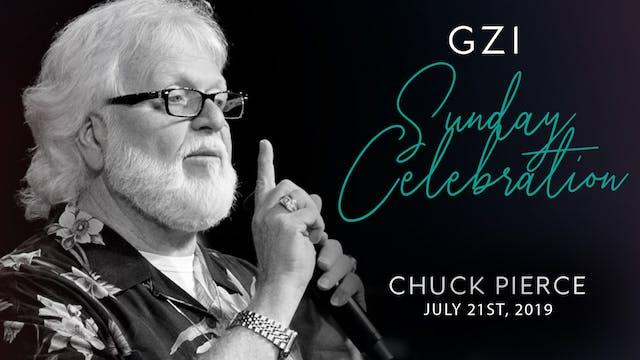 Celebration Service (7/21) - Chuck Pi...