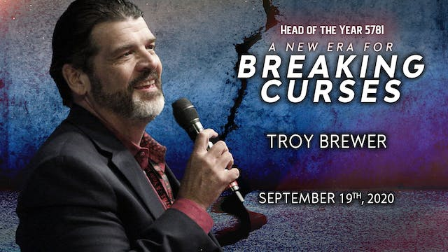 Head of the Year 5781 (9/19) - Troy B...