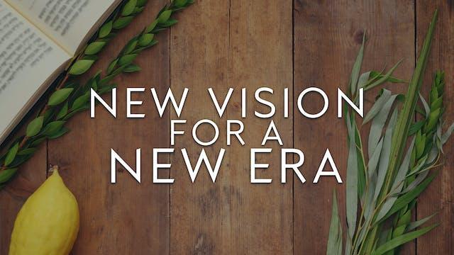 New Vision (10/16) - Chuck Pierce