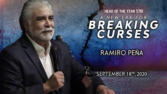 Head of the Year 5781 (9/18) - Ramiro Peña