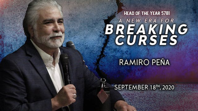 Head of the Year 5781 (9/18) - Ramiro...