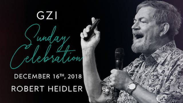 Sunday Celebration Service - (12/16)