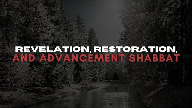Revelation, Restoration, and Advancem...