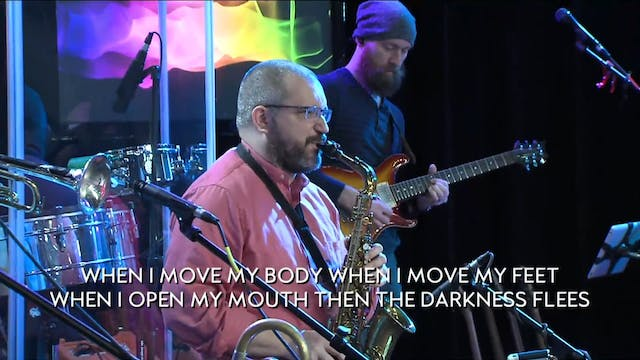 Judah Goes First - When I Move It