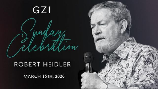 Celebration Service (03/15) - Robert Heidler: When Judgment Comes