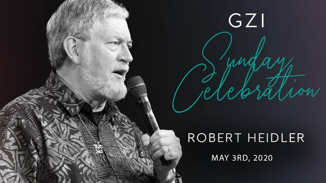 Celebration Service (5/03) - Robert Heidler