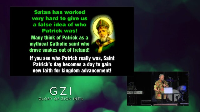 Robert Heidler - Saint Patrick: A Prototype of the Church to Come