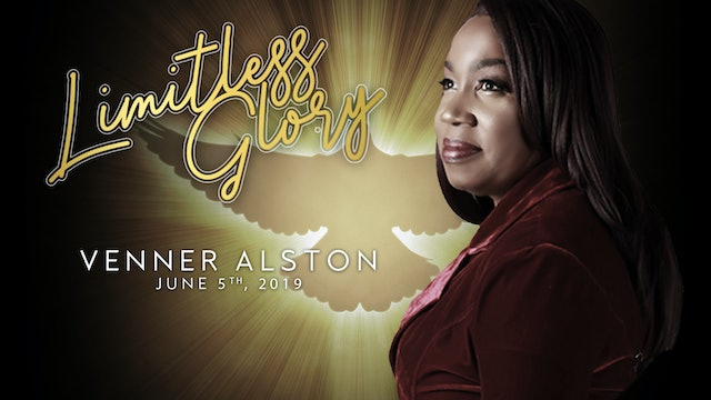 GOZ Jerusalem - Limitless Glory (6/05) - Venner Alston