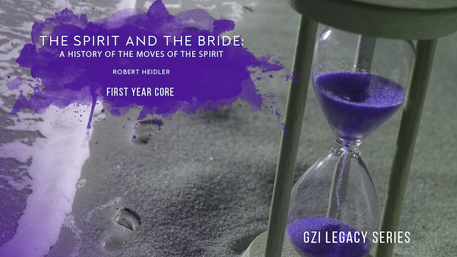 Issachar Year One: The Spirit and the Bride