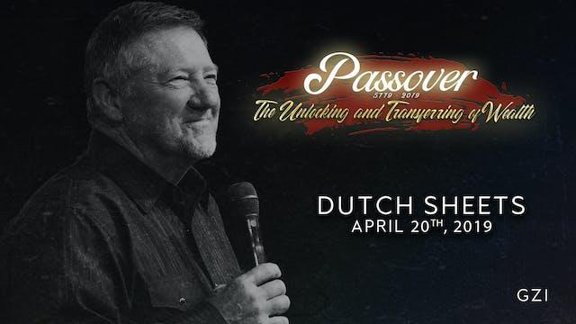 Passover 5779 - Session 9 (4/20) - Du...