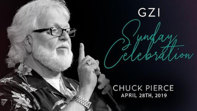 Celebration Service (4/28) - Chuck Pi...