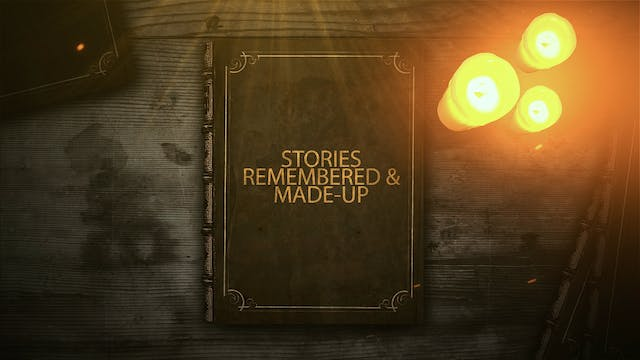 Stories Remembered and Made-Up with John Dickson