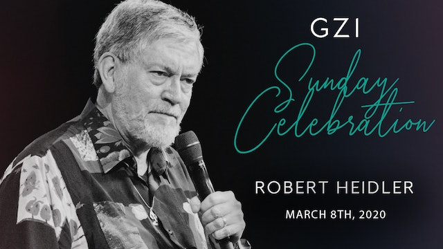 Celebration Service (03/08) - Robert Heidler: Leaping Forward with Naphtali