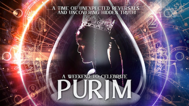Purim: Born For A Time Like This - (02/27)