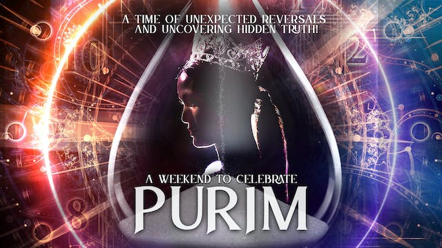 Purim: Born For A Time Like This - (0...