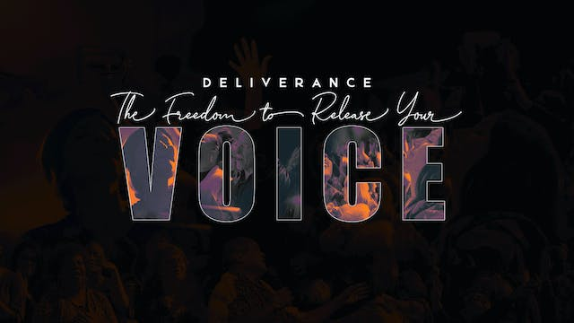 The Freedom to Release Your Voice