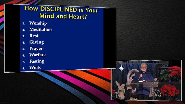How Disciplined Are Your Mind and Heart?