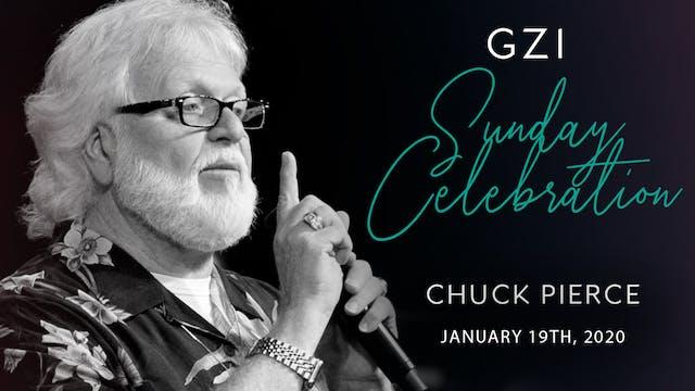 Celebration Service (01/19) - Chuck P...