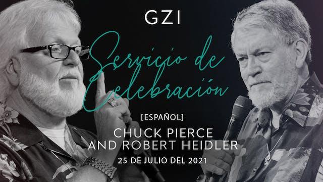 [Español] Celebration Service (07/25)...