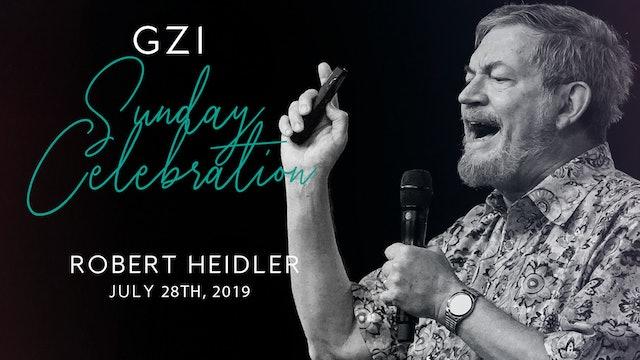 Celebration Service (7/28) - Robert Heidler: From Ur to Mt. Moriah