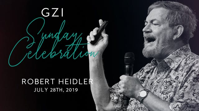 Celebration Service (7/28) - Robert H...
