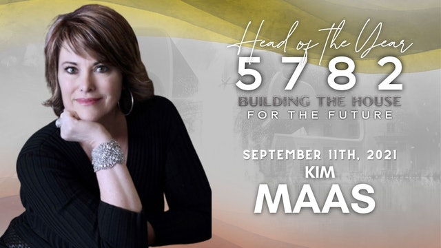 Head of the Year 5782 - Kim Maas (9/11)